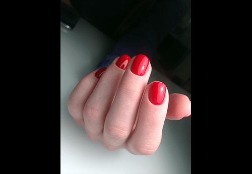 Гель покрытие ногтей